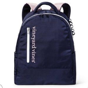 Vineyard Vines   Backpack   Navy/Pink   NWT